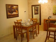 dining room (1 bedroom unit)